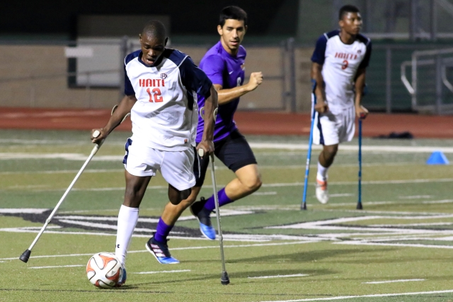 Haiti Nat'l Amputee Soccer Team